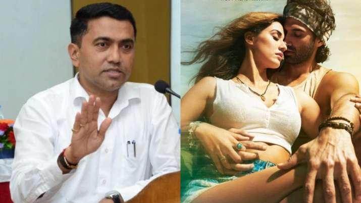 After Malang Govt To Vet Film Scripts That Malign Goa Cm Pramod Sawant Entertainment News India Tv