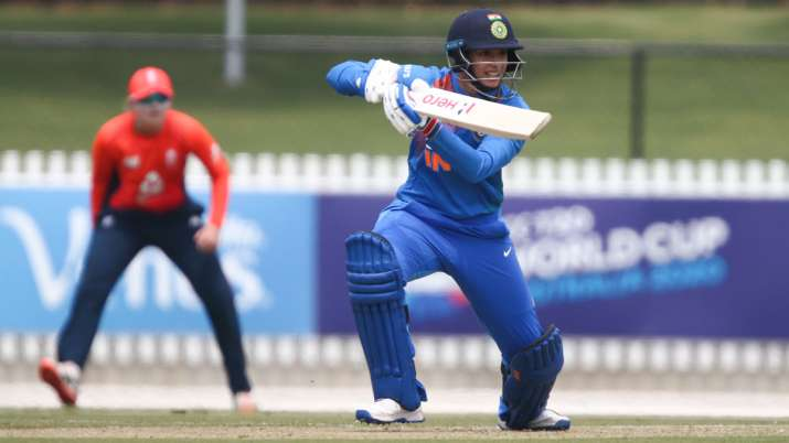 Mandhana, Shafali power India to 7-wicket win over Australia in Triangular T20I series