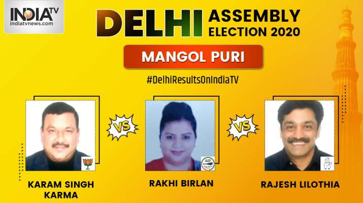 Mangol Constituency Result, Delhi Assembly Elections 2020, Delhi Elections 2020