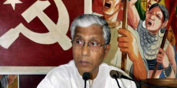 Tribal people not getting any jobs in Tripura: Manik Sarkar