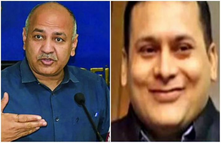 Manish Sisodia's OSD sent to judicial custody