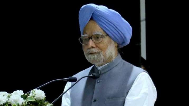 Manmohan Singh/PTI