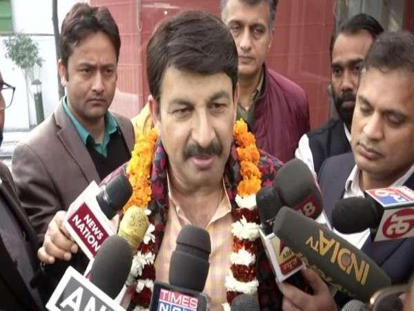 'I sense vibrations from all sides, BJP will win': Manoj Tiwari after casting vote in Delhi