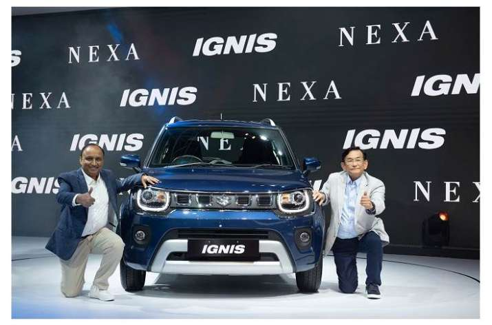 Maruti launches BS-VI compliant Ignis at starting price of Rs 4.89 lakh
