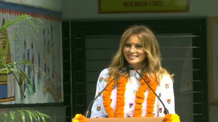Melania Trump, first lady, US first lady, Trump India Visit, Trump in India, PM Modi