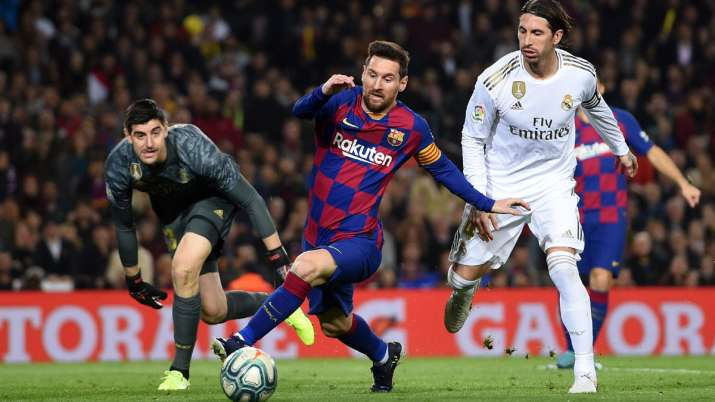 Real Madrid vs Barcelona, La Liga El Clasico: