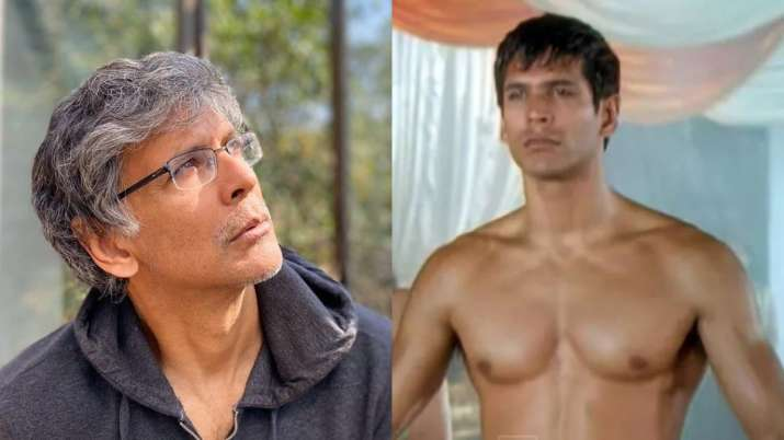 Milind Soman shares bittersweet memories from 1995 about his father's death
