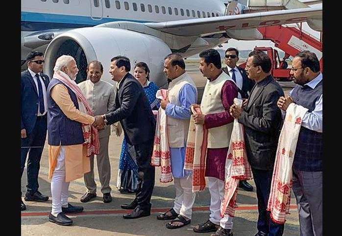 Modi, PM Modi, Assam, Bodo peace agreement, Bodo peace accord
