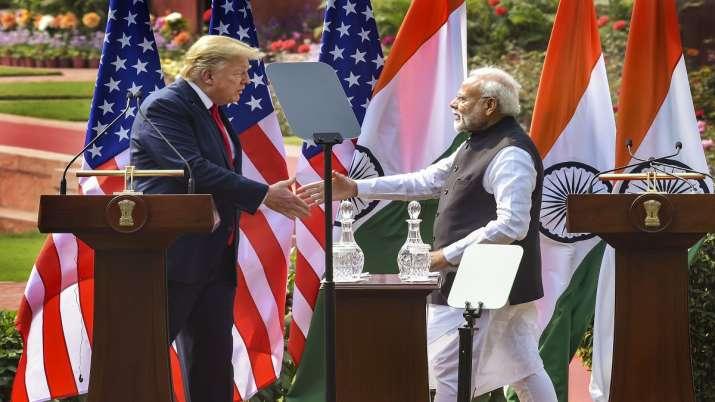 PM Modi, Trump, Namaste Trump, Trump India visit, Hyderabad House