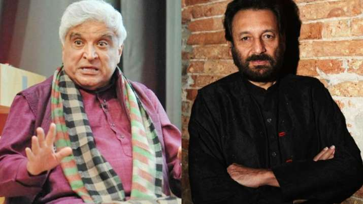 How can your claim on 'Mr India' be more than mine: Javed Akhtar to Shekhar Kapur