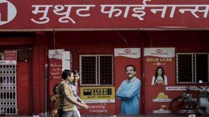 Muthoot Finance stock up 17%, hits 52-week high