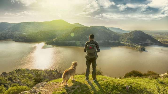 Visit natural spaces for better physical, mental health