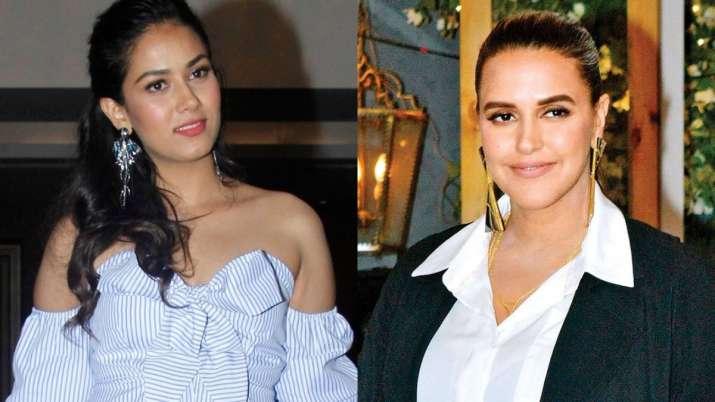 Neha Dhupia, Mira Rajput to launch walkathon for moms-to-be