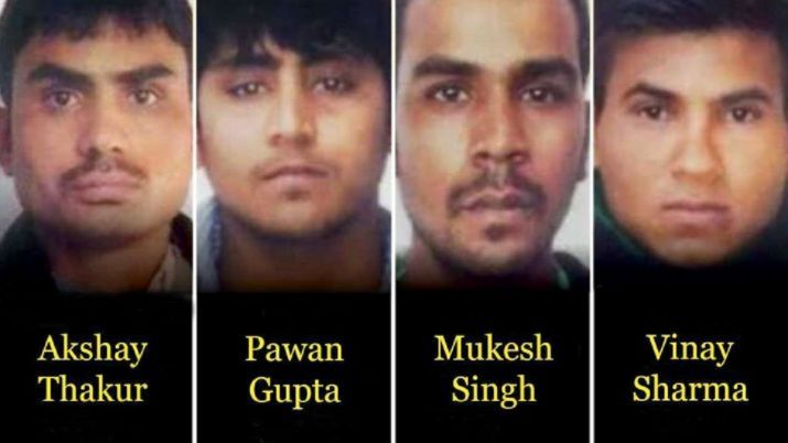 Nirbhaya case: SC issues notice to 4 death row convicts on Centre's appeal against HC verdict