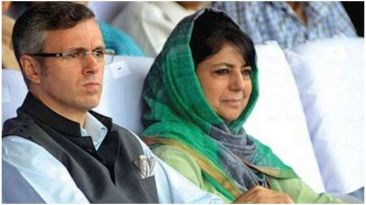 Omar Abdullah, Mehbooba Mufti booked under Public Safety Act (PSA)