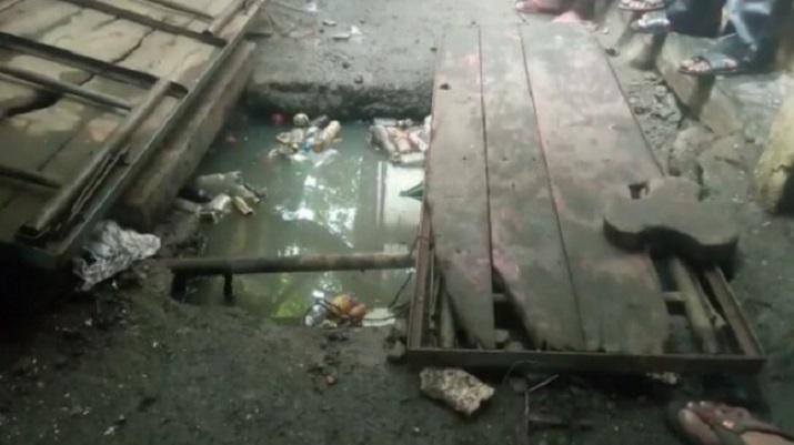 Mumbai: Girl falls into open drain in Oshiwara, rescue operation on