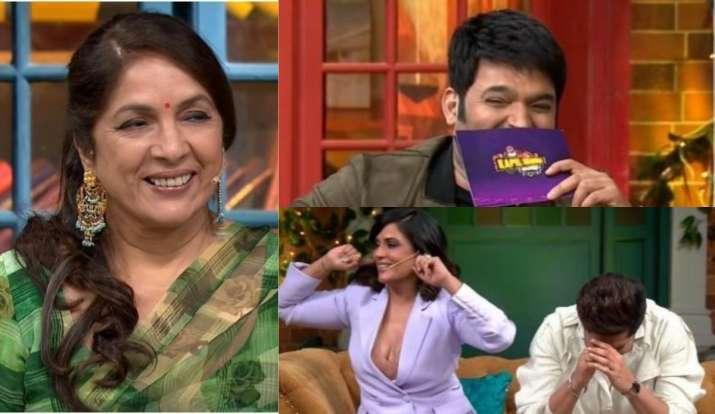 The Kapil Sharma Show, panga, neena gupta
