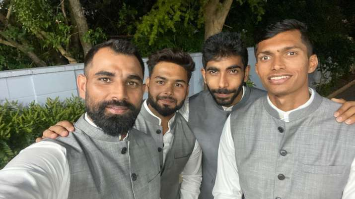 IND vs NZ: Team India's 'gentlemen' drop at India House in Wellington | See Photos