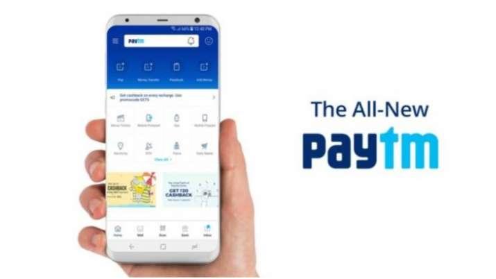 Paytm celebrated 100 million UPI handles on payment platform