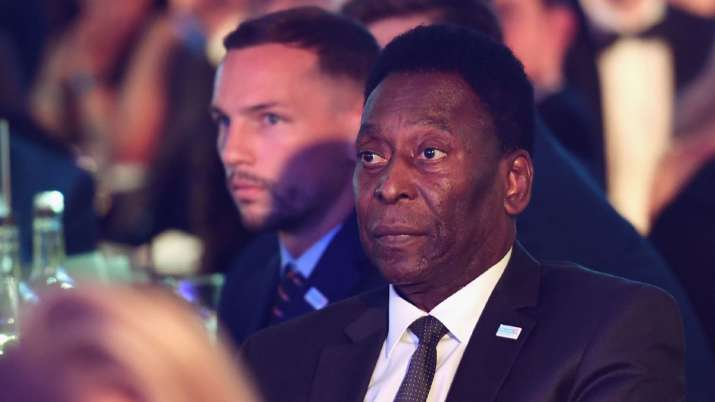 Football great Pele suffering from depression, says son