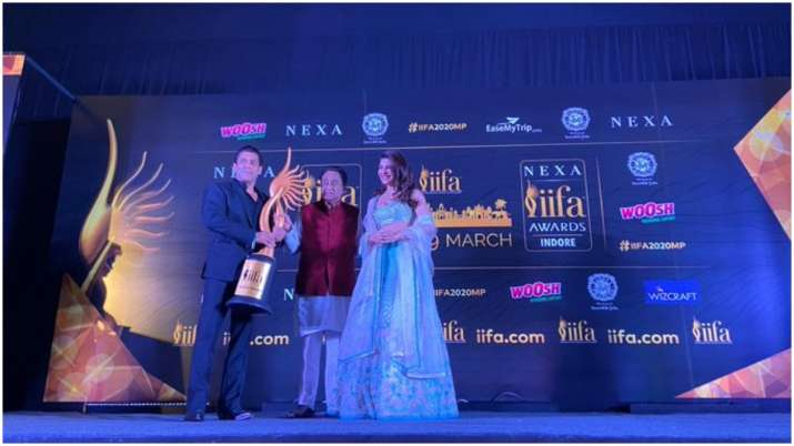 Indore to host 21st edition of IIFA Awards from March 27-29