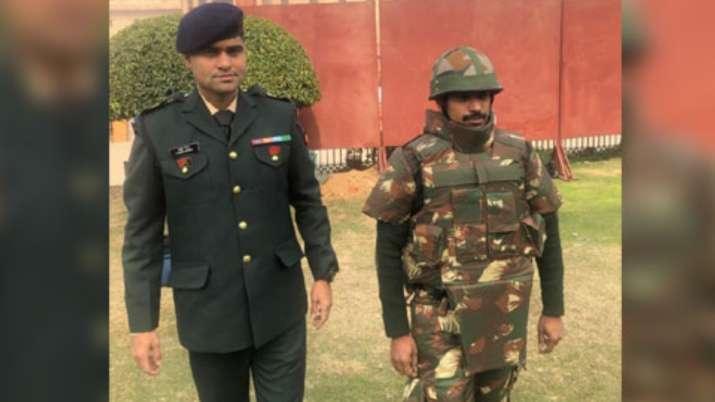 Indian Army Major develops world's first bulletproof helmet