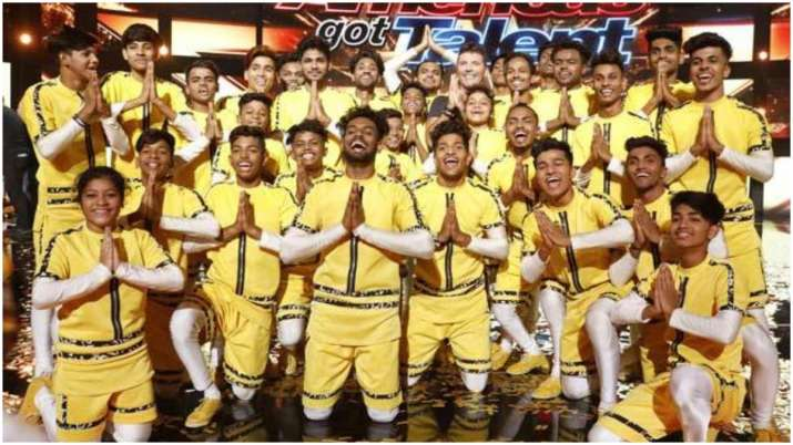 Indian dance crew V Unbeatable wins 'America's Got Talent: The Champions'