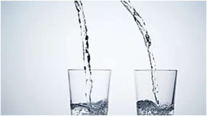 India Tv - Drink 2 glasses of water