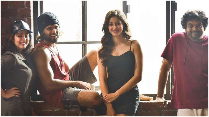 Vijay Deverakonda Ananya Panday in Karan Johar film
