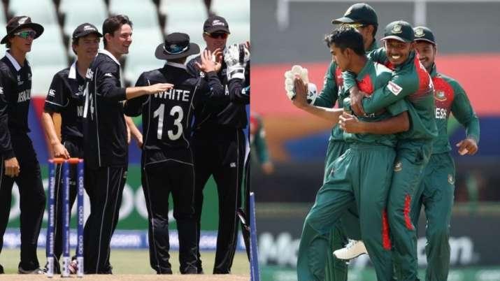 Live Streaming Cricket, New Zealand vs Bangladesh, U19 World Cup semi-final