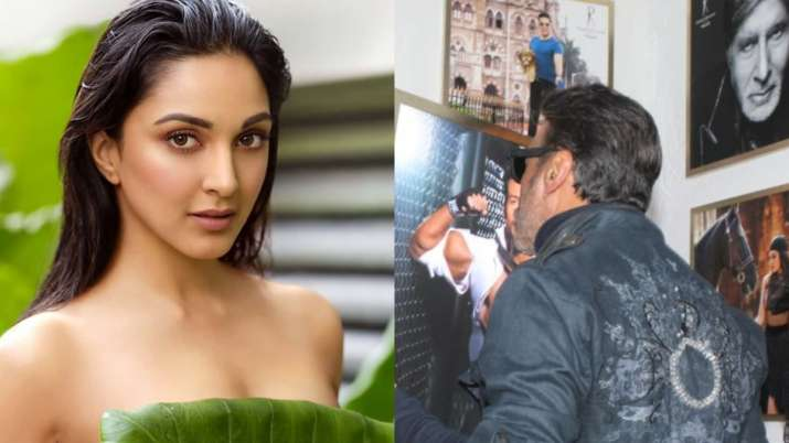 Dabboo Ratnani Calendar Launch 2020: Jackie Shroff kisses son Tiger's photo, Kiara Advani goes bold