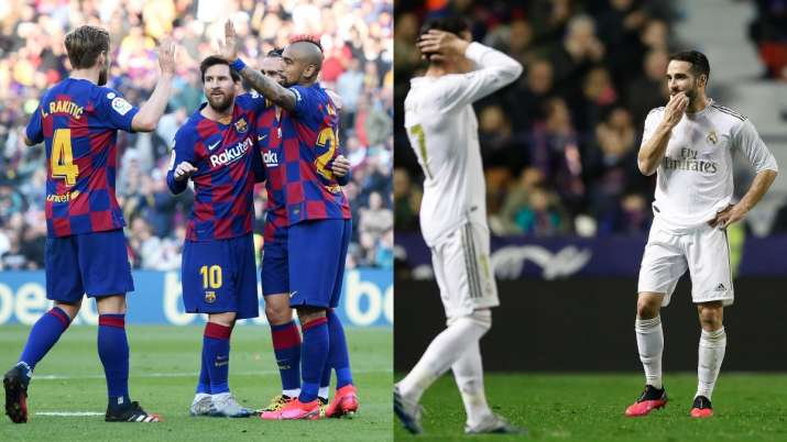 Lionel Messi restores peace at Barcelona; Real Madrid in slump before Manchester City