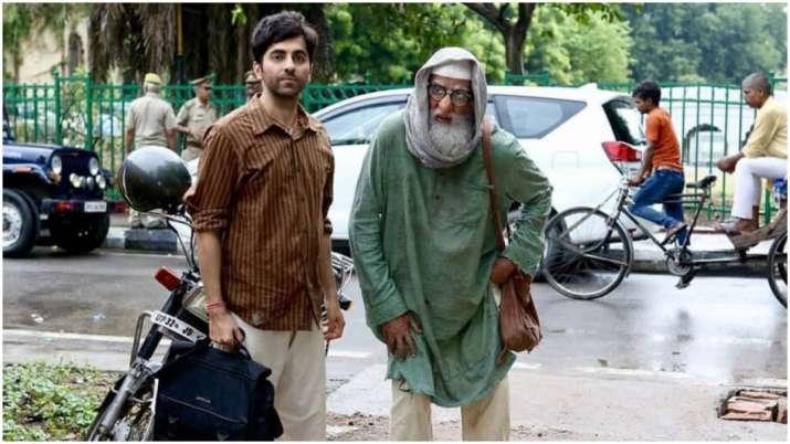 Amitabh Bachchan sir and I are at loggerheads in Gulabo Sitabo: Ayushmann Khurrana