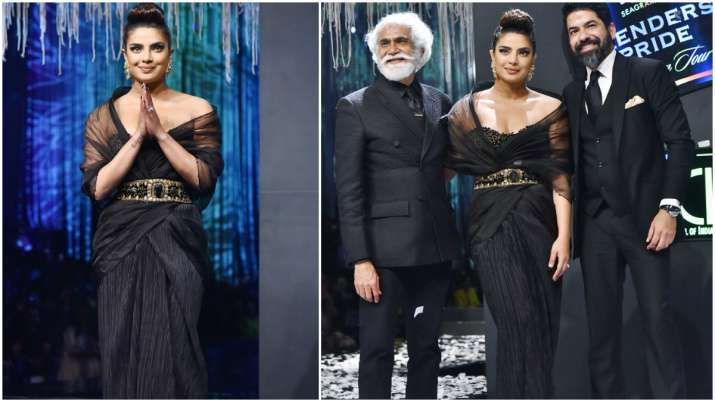 Priyanka Chopra Remembers Late Designer Wendell Rodricks At Fashion Event In Pics Videos Fashion News India Tv