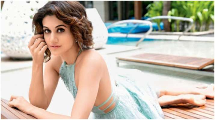 Taapsee Pannu on Filmfare Awards storm: Glad my name wasn't