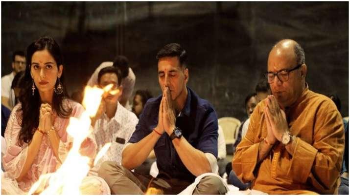 Manushi Chhillar on Prithviraj: Shooting for my first song