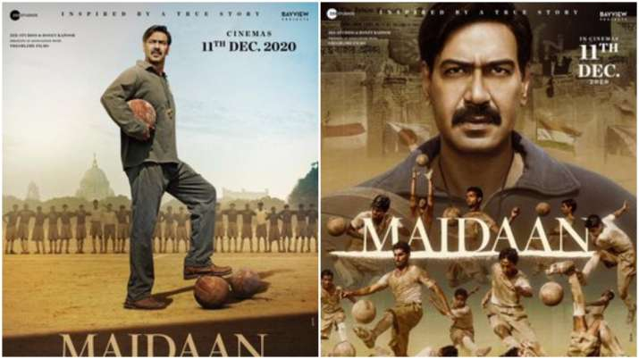 Ajay Devgn announces Maidaan new release date with engaging
