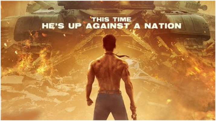 Tiger Shroff announces Baaghi 3 trailer release date with
