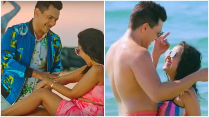Neha Kakkar and Aditya Narayan's sizzling chemistry on Goa Beach song is unmissable, watch video