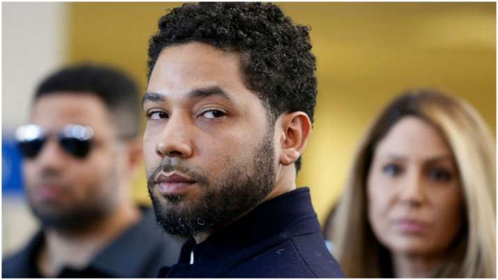 Jussie Smollett charged again over alleged hoax attack