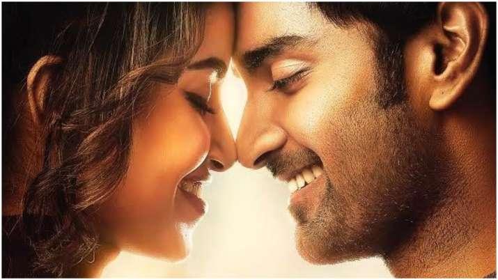 Anupama Parameswaran and Atharvaa Murali's film titled Thalli Pogathey, see first look