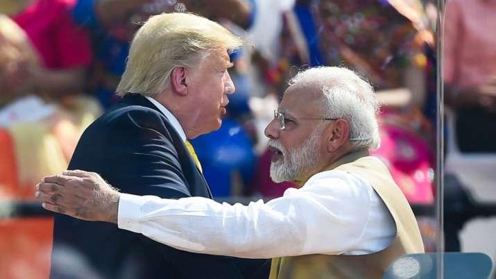 PM Narendra Modi, Donald Trump, namstey trump
