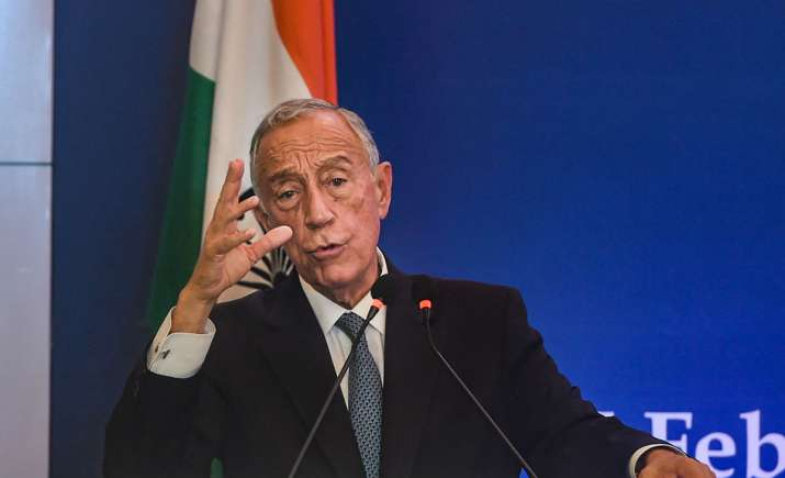 Portugal prez: We support India's bid for permanent UNSC