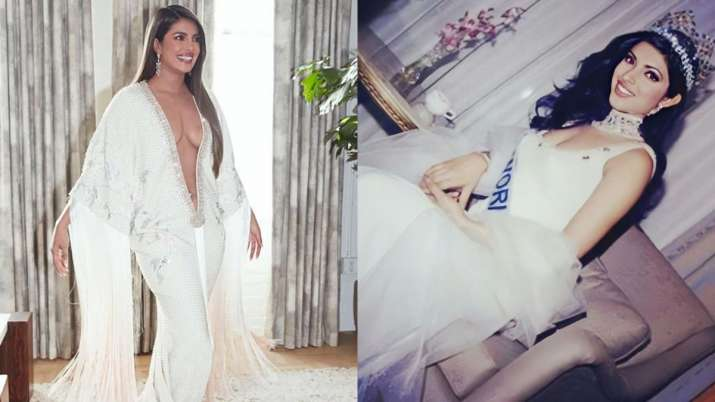 Priyanka Chopra reminisces Miss World days, shares throwback photo with the title and crown