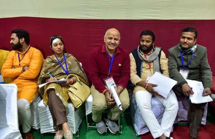 India Tv - Delhi Election Results 2020