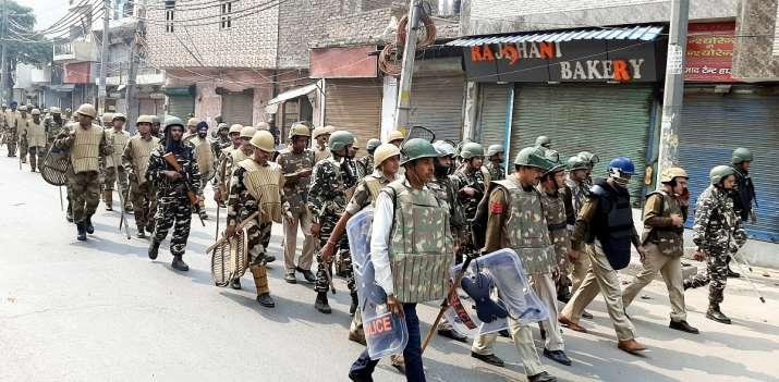northeast delhi violence