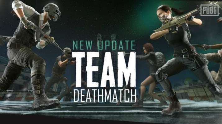 pubg, pubg mobile, 8v8 deathmatch mode, game, gaming, android, ios, iphone
