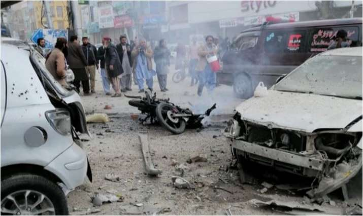 Pakistan: 7 dead, several injured in blast near Quetta