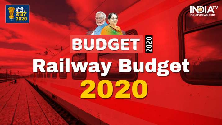 Budget 2020, union budget, indian railway,