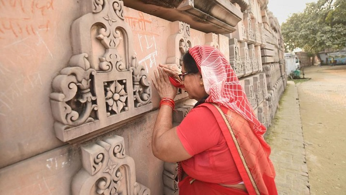 Ayodhya: Ram Lalla idols to be shifted from makeshift temple